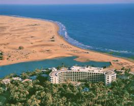 Отель Seaside Palm Beach