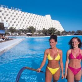 Отель H10 Lanzarote Gardens