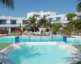 Отель Apartamentos Club Siroco