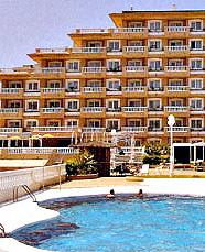 Отель Acuasol Aparthotel
