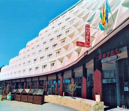 Отель Mont Blanc