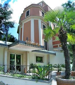 Отель Delle Muse
