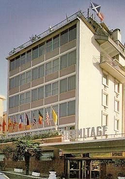 Отель Grand Hotel Hermitage