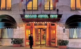 Отель Grand Hotel Ritz