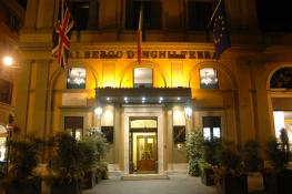 Отель Hotel d Inghilterra