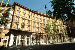 Отель Majestic Roma