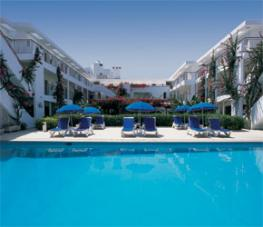 Отель Nissi Park