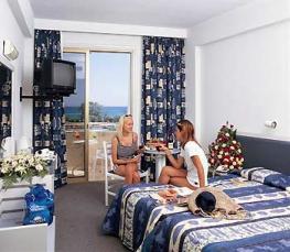 Отель Crown Resorts at Larnaca Bay