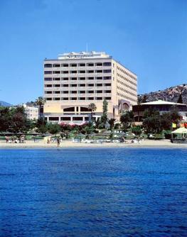 Отель St. Raphael Resort