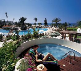 Отель Paphos Amathus Beach Hotel