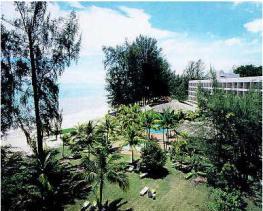 Casuarina Beach отель