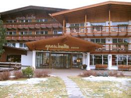 Отель Sporthotel Gran Baita - Сельва
