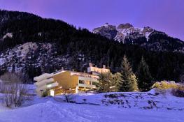 Отель Ski Club Regina e Fassa