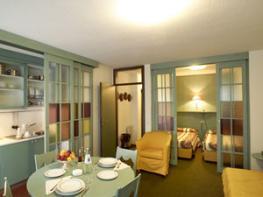 Отель Residence Antares
