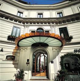 Отель Santa Caterina !!!