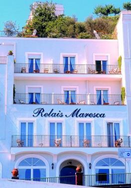 Отель Relais Maresca