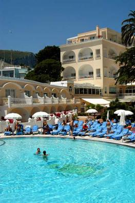 Отель Grand Hotel Quisisana