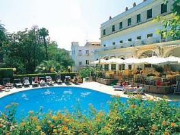 Отель IMPERIAL HOTEL TRAMONTANO