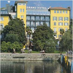 Отель GRAND HOTEL RIVA