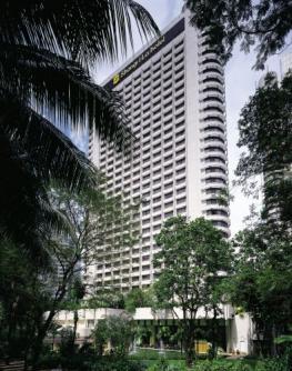 Shangri-la Kuala Lumpur отель