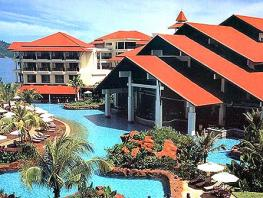 Sutera Harbour отель