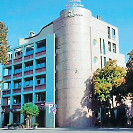 Отель Elvezia
