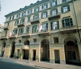 Отель Starhotel Majestic