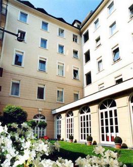 Отель Grand Hotel Sitea