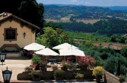 Отель Park Hotel Siena Villa Gori Golf Club
