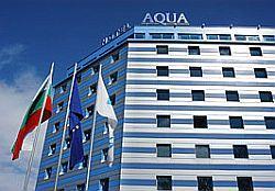 Отель Аква - Hotel Aqua