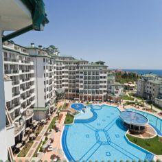 Отель Emerald Resort - Эмералд Резорт
