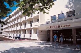 Отель Лебедь
