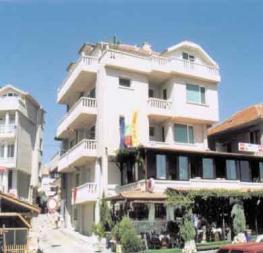 Отель Боруна