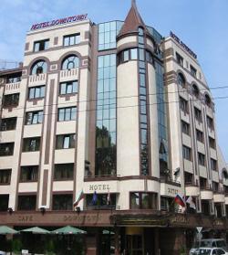 Отель Downtown