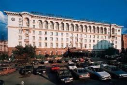Отель Sheraton Sofia Hotel Balkan