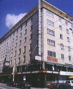 Отель Slavianska beseda