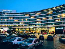 Отель Radisson Sas Grand