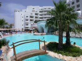 Отель Grand Hotel Mercure Coralia San Antonio
