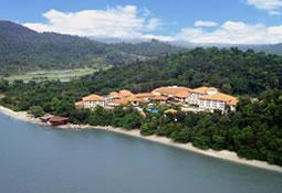 Отель SWISS-GARDEN RESORT & SPA DAMAI LAUT