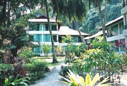 Отель Pangkor Island Beach