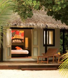 Отель Angsana Resort & Spa Maldives