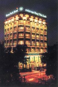Отель Green park hotel