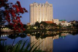 Отель Sheraton Hanoi