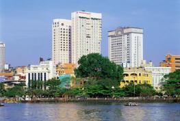 Отель Sheraton Saigon