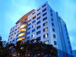Отель Novotel Garden Plaza