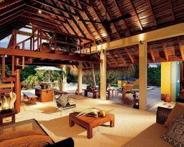 Отель FOUR SEASONS RESORT MALDIVES AT LANDAA GIRAAVARU