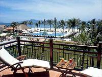 Отель HOI AN BEACH RESORT