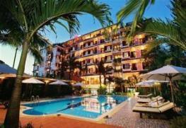 Отель Hoi An Рacific hotel