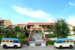 Отель Victoria Hoi An Beach Resort & Spa