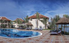 Отель Hoi An Beach Resort